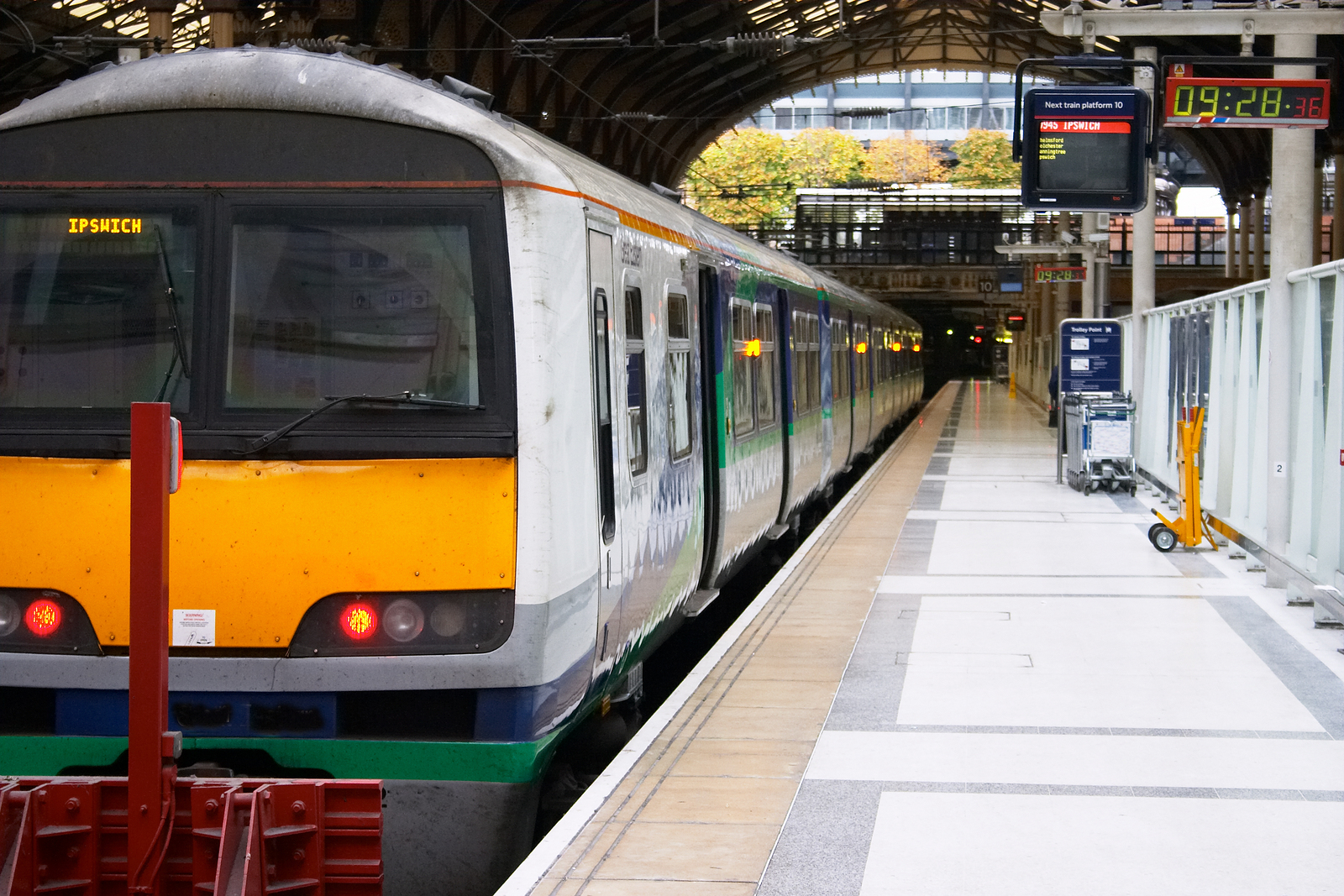 reducing rail fares? Not everyone is quite so happy about it