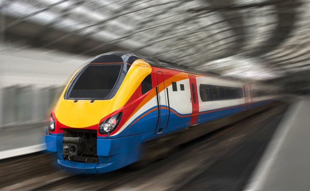 UK Trains and driver jobs are growing at a tremendous rate!