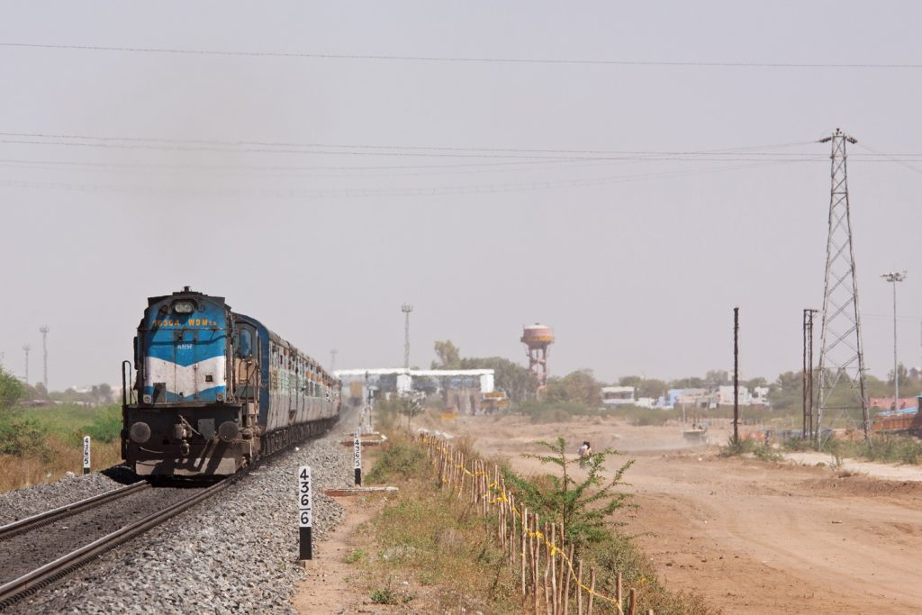 Indian Railways drivers suffer heavily from tension and stress