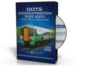 Dots Concentration Test CD